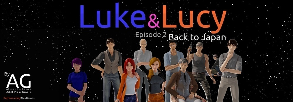 Luke and Lucy - Ep. 2 Version 0.4