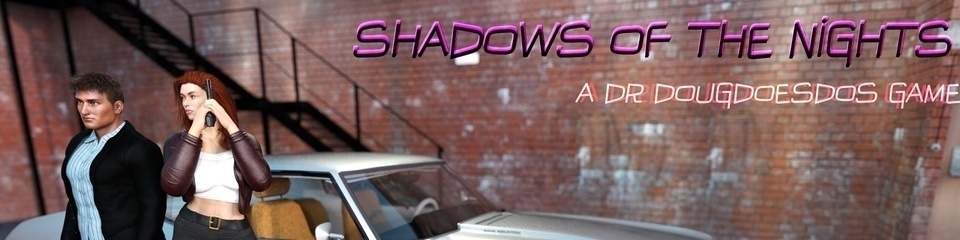 Shadows of the Nights - Version 0.02 - Update