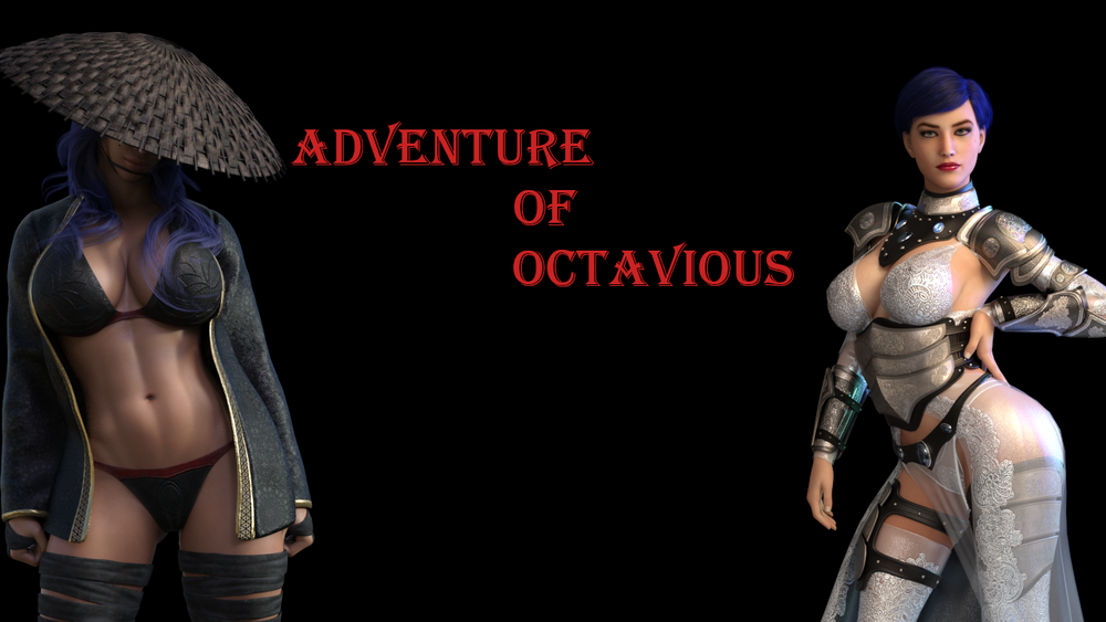 Adventure of Octavious - Version 0.1