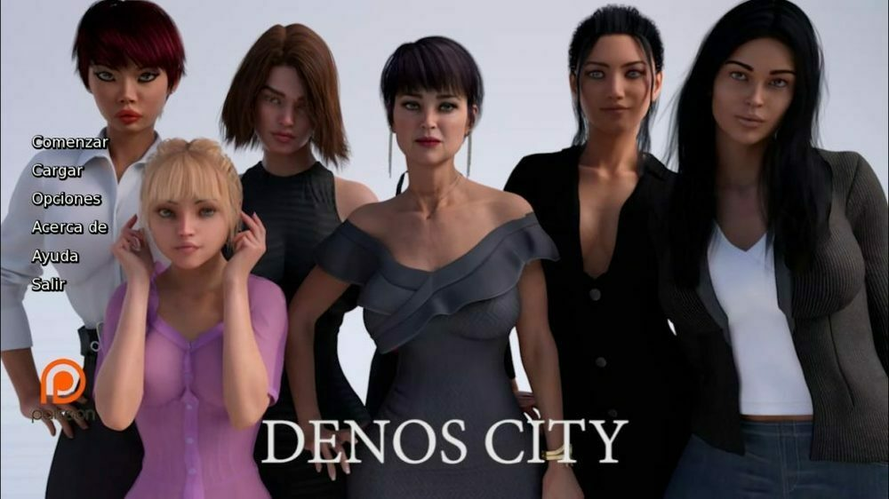 [Android] Denos City - Final - Update