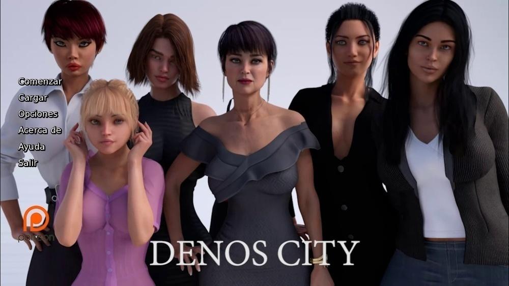 Denos City - Chapter 3.1 - Update