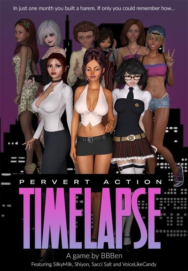 Pervert Action: Timelapse - Version 0.24.0