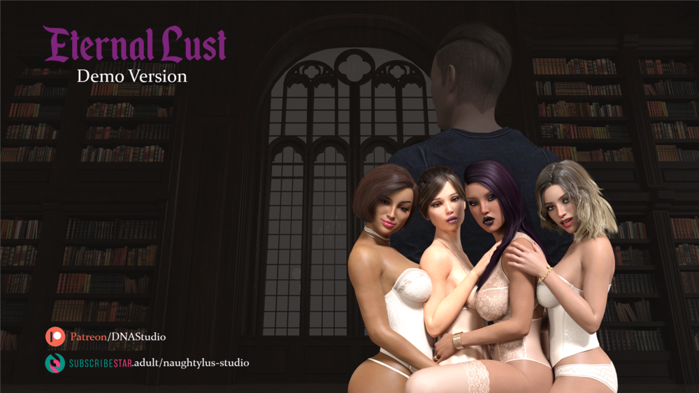 Eternal Lust – Version 0.2.1 – Update
