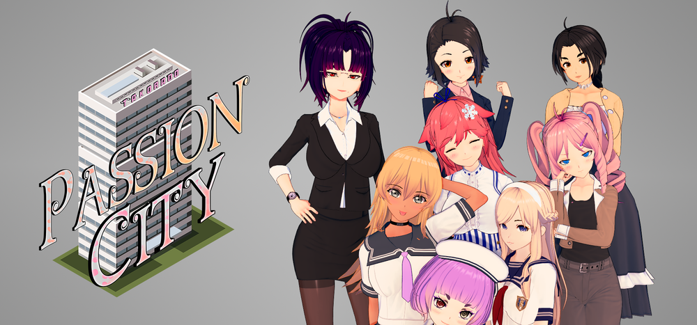 Passion City – Version 1.5.1
