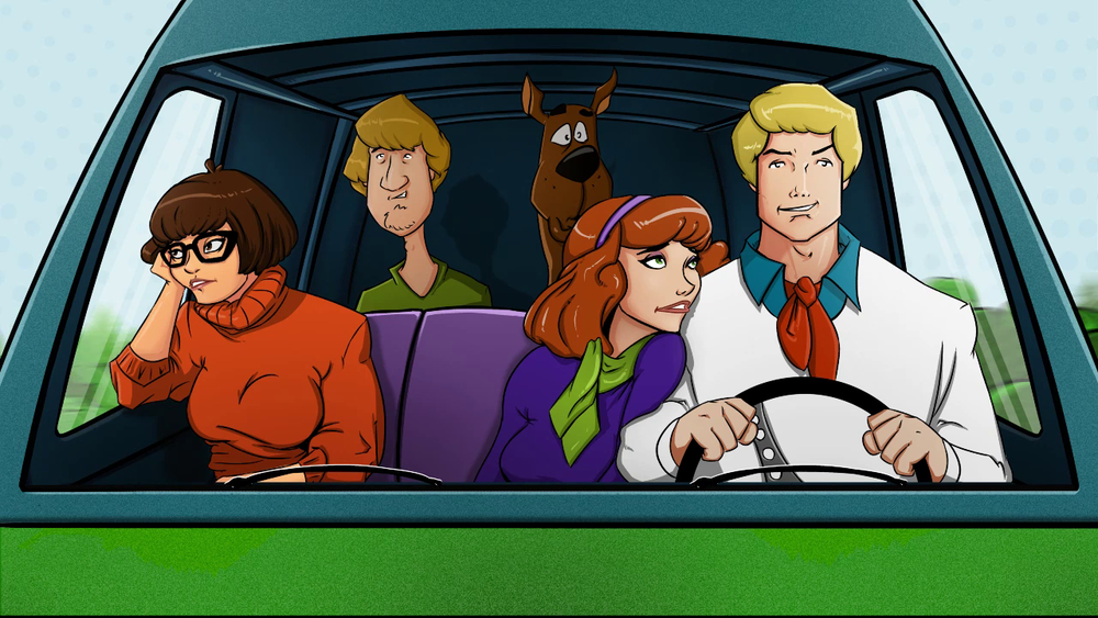 Scooby-Doo: Velma's Nightmare – Chapter 1