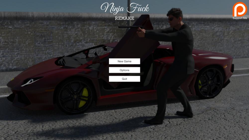 Ninja Fuck - Remake