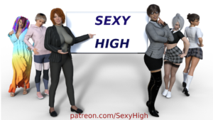 Sexy High – Version 0.3 – Update