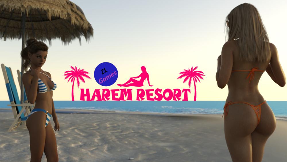 Harem Resort - Version 0.10 - Update