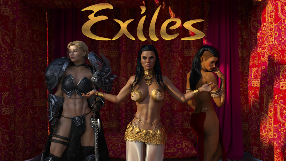 Exiles - Chapter 2 - Version 0.3.1