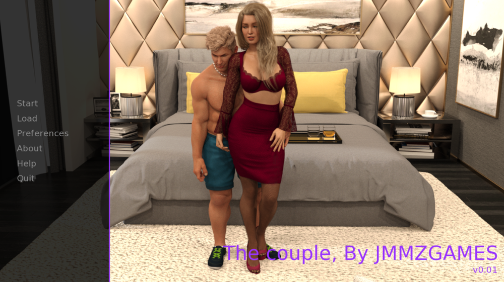 The Couple - Version 0.04