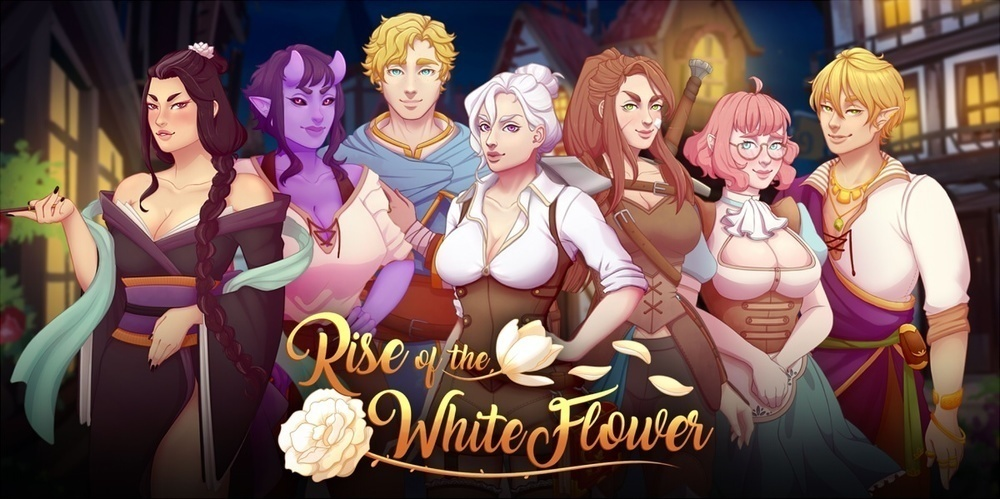Rise of the White Flower - Chapter 5 - Update