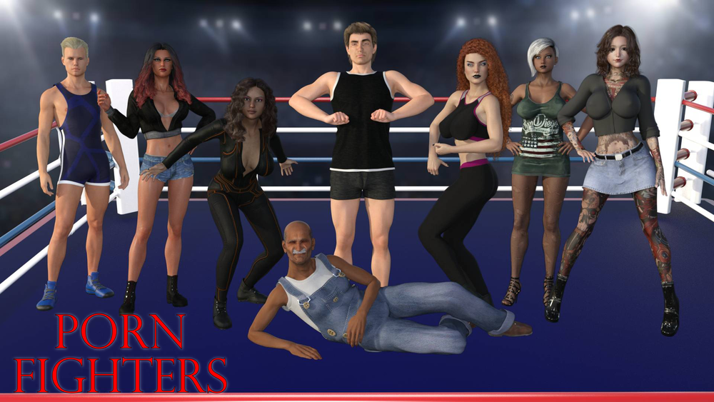 Porn Fighters - Version 0.04
