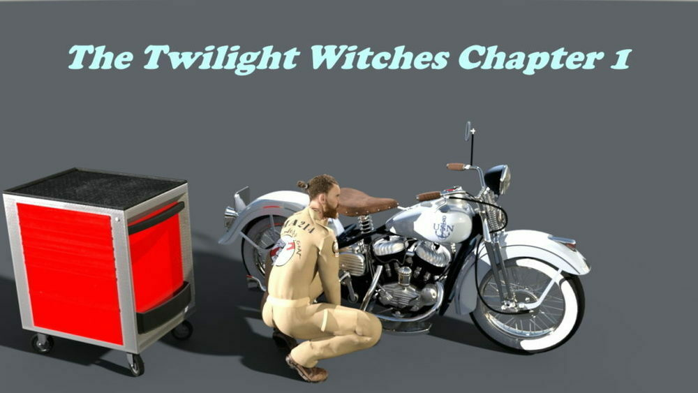 The Twilight Witches - Version 0.62 - Update
