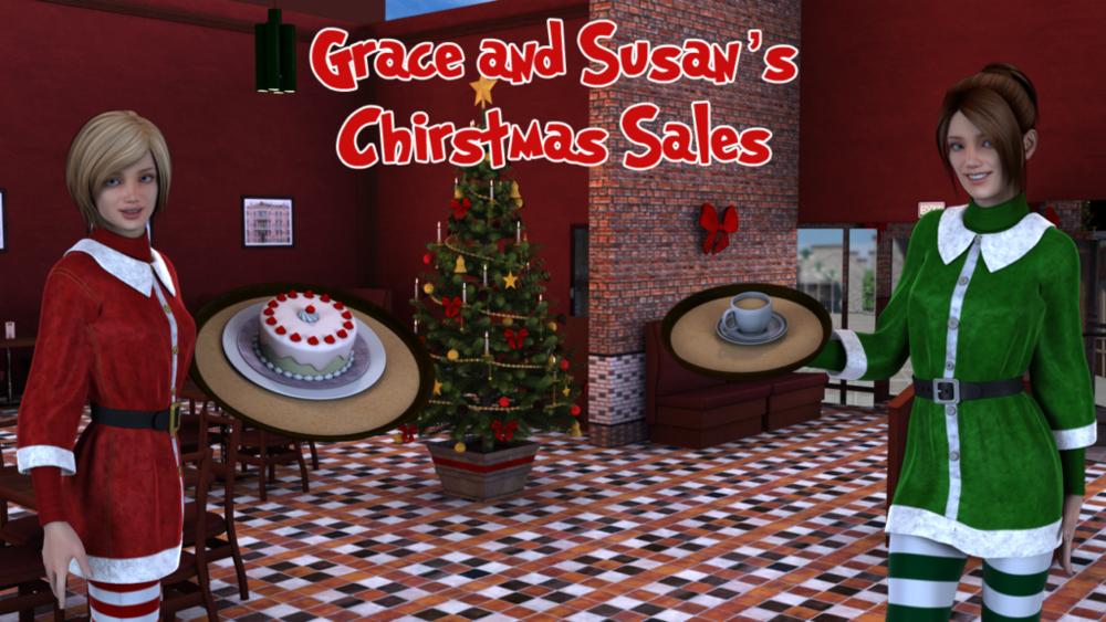 Grace and Susan Christmas Sale - Final