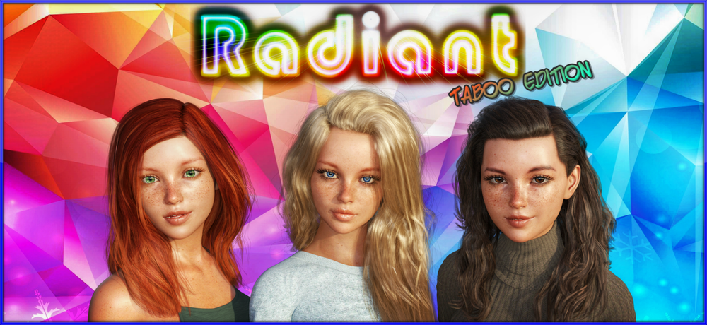 Radiant – Version 0.2.1 & Incest Patch – Update