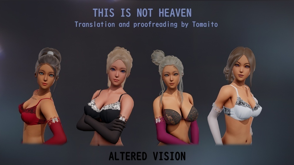 This Is Not Heaven – Version 0.10 – Update