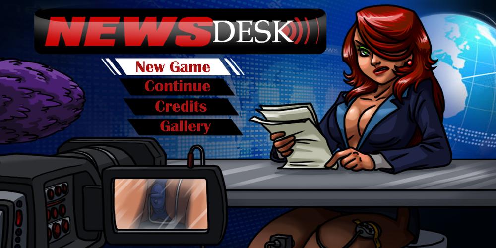 News Desk - Version 0.25 - Update