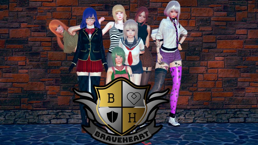 Braveheart Academy - Version Alpha 1.9 - Update