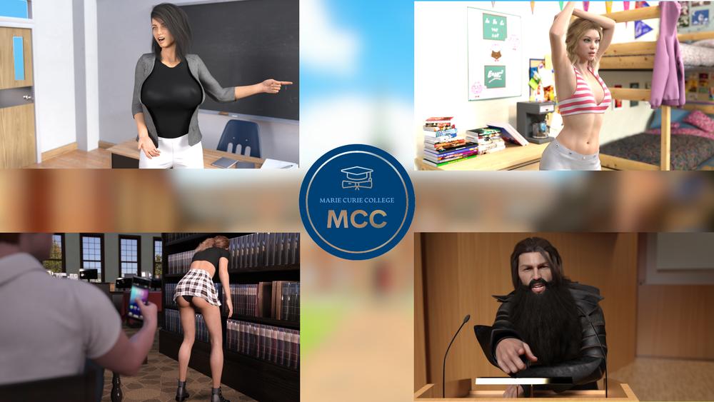 Marie Curie College – Version 0.1b – Update