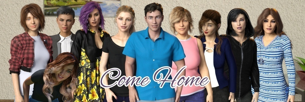 Come Home - Chapter 6 - Update