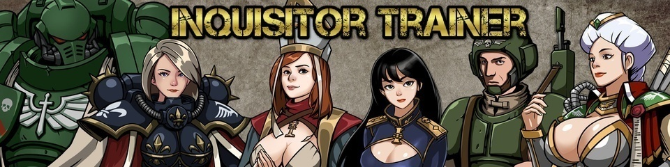 Inquisitor Trainer – Version 0.24 – Update