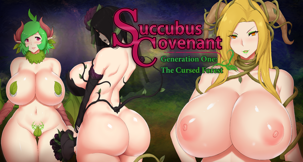 Succubus Covenant Generation One: The Cursed Forest – Version 0.5.2