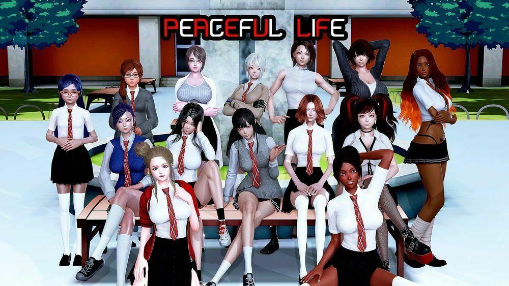 Peaceful Life – Version 0.8