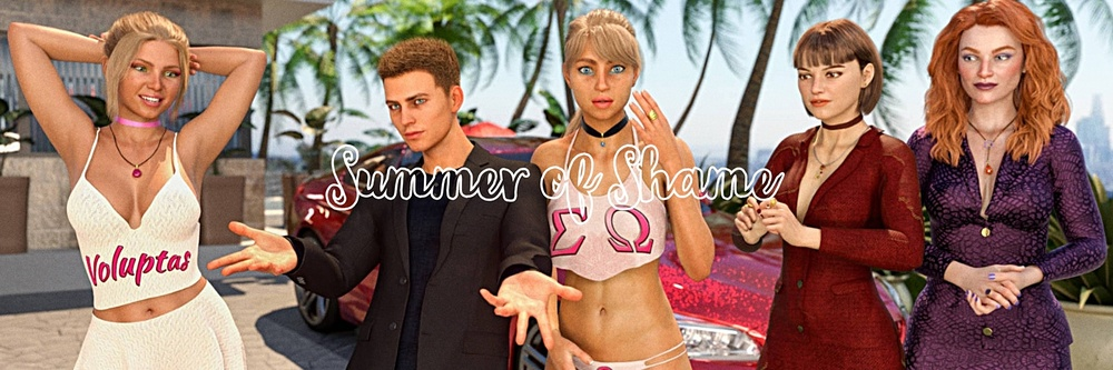Summer of Shame - Version 0.13.0 - Update