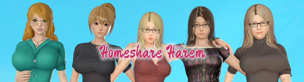 Homeshare Harem – Version 0.1
