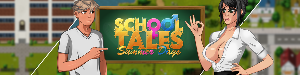 School Tales: Summer Days – Version 0.2.1 Beta