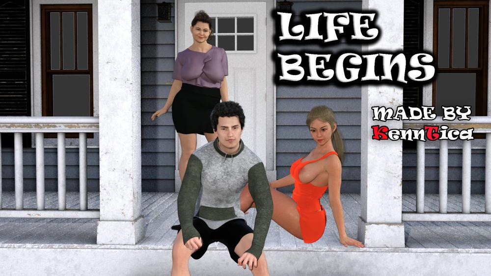 Life Begins - Version 0.5