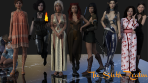 The Sixth Realm – Ch 3