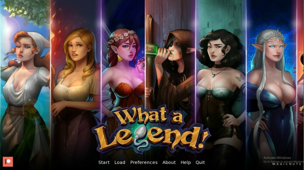 What a Legend! - Version 0.5 - Update