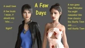 A Few Days – Version 0.3 – Update
