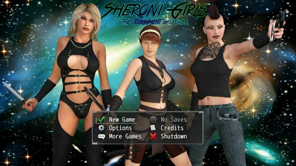 Sheroni Girls - The tournament of Power - Version 0.3.5