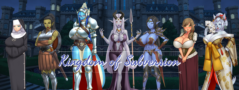 Kingdom of Subversion – Version 0.2