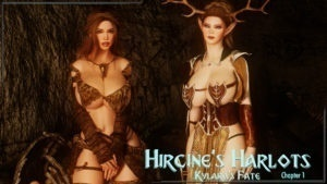Hircine's Harlots – Kylara's Fate – Version 1.0b