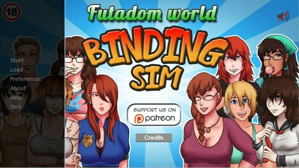 Futadom World - Binding Sim - Version 0.7.3 - Update