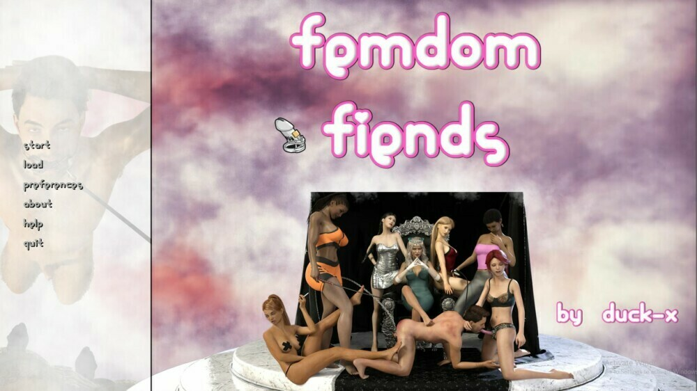 Femdom Fiends - Version 0.49.50 - Update