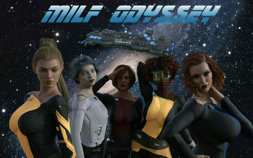 [Android] 3001: A MILF Odyssey - Version 0.0.5