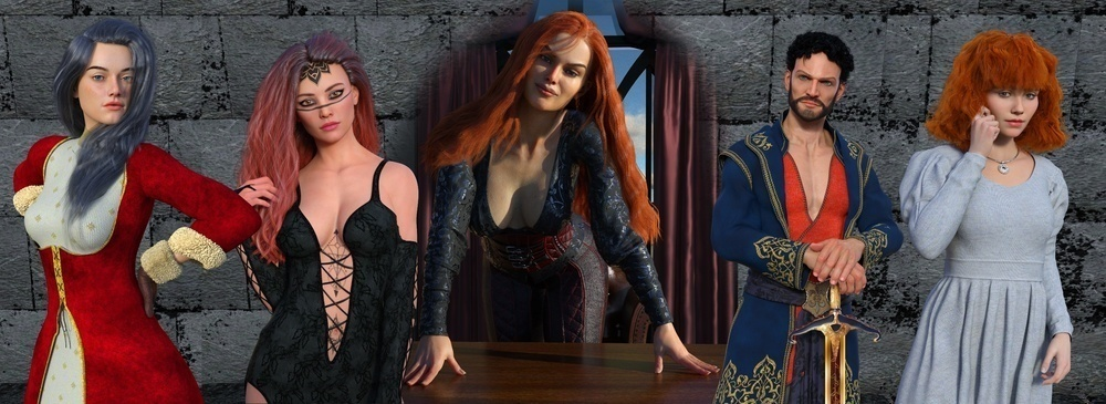 The New Queen – Chapter 1