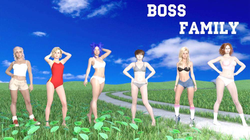 [Android] Boss Family - Version 0.1
