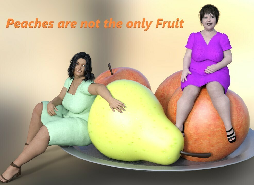 Peaches Are Not The Only Fruit - Version 0.02