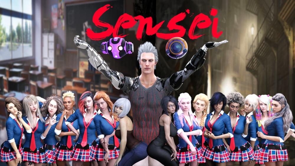 Sensei - Version 0.0.1 Prologue