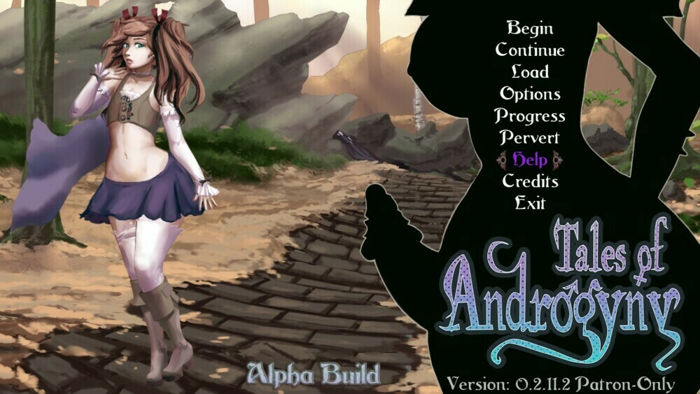 Tales Of Androgyny - Version 0.3.08.2 - Update