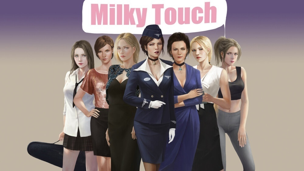 Milky Touch - Chapter 19 Beta - Update