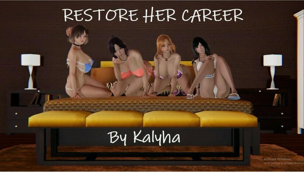 Restore Her Career - Version 0.19 - Update