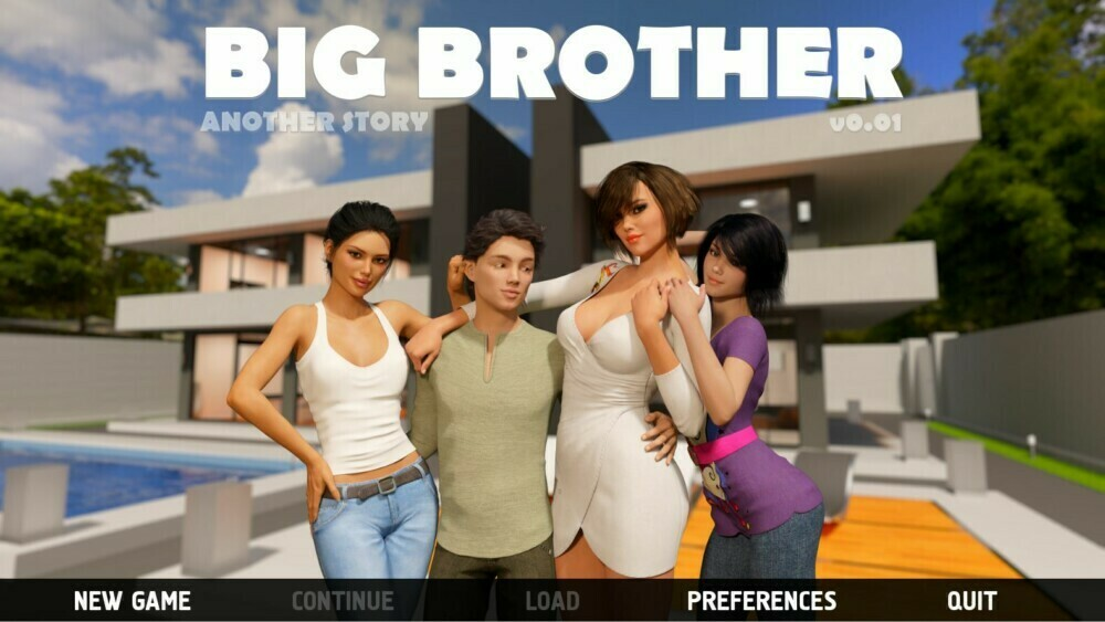Big Brother: Another Story - Version 0.06.5.00 - Update