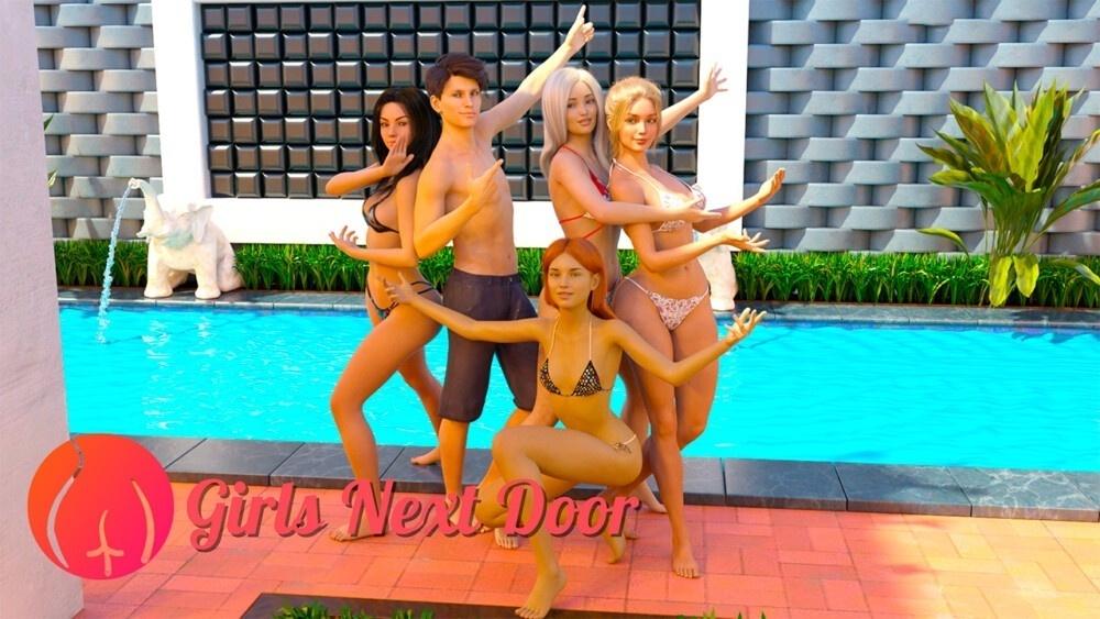 Girls Next Door - Version 2