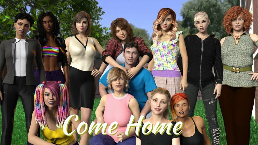 Come Home - Chapter 7 - Update